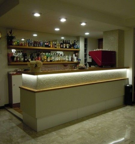 Bar hotel Atlas Cattolica