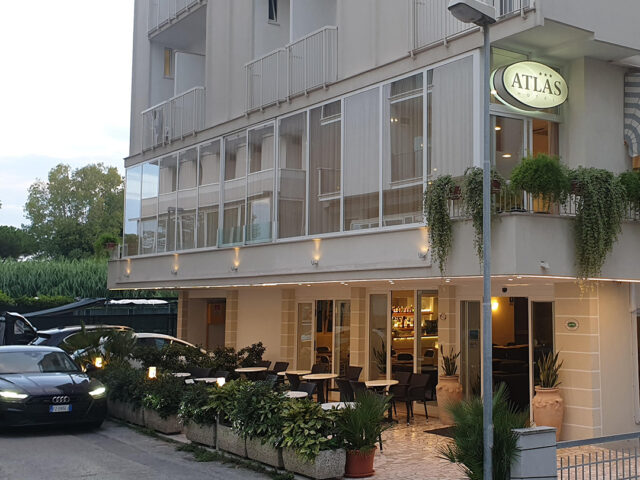 Welcome to Hotel Atlas Cattolica